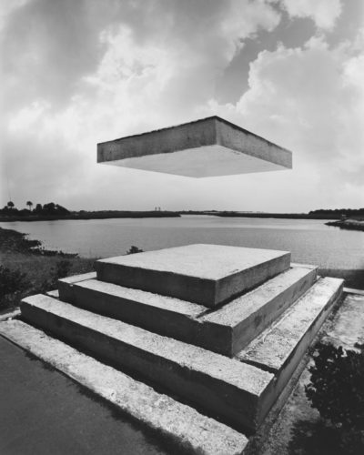 Where I met myself – Jerry Uelsmann
